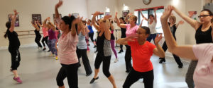 Just dance with us adult dance classes online