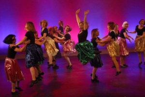 Jazz Dance and theatre jazz from First Dance Studios