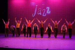 Jazz dance styles