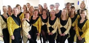 First Dance Studio Dancers