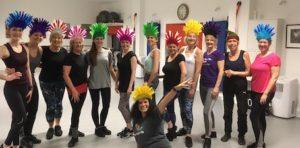 Zumba - a state of dance mindset