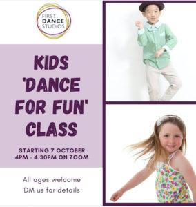 FDS Child Dance