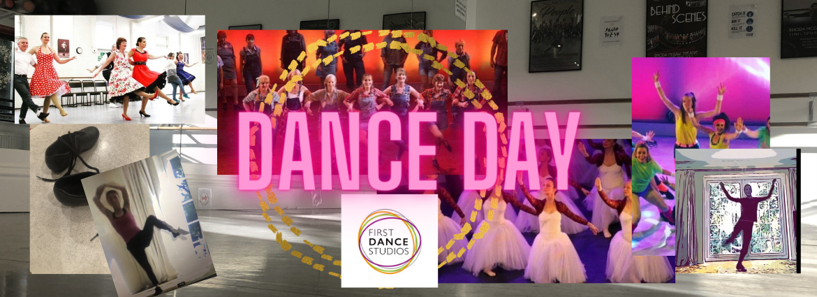 First Dance Studios celebrates its 16th Birthday for adults who love to dance