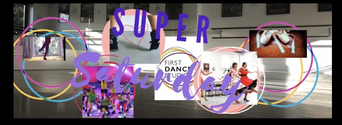 Super Saturday Dance with us