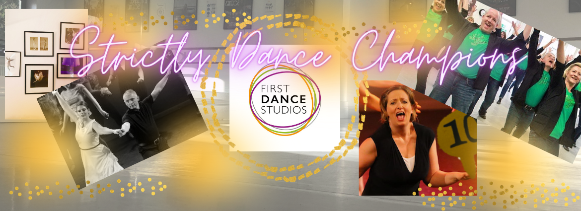 Dance Champions with First Dance Studios