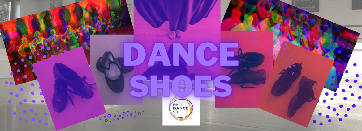 What dance shoes do I need for adult dance class