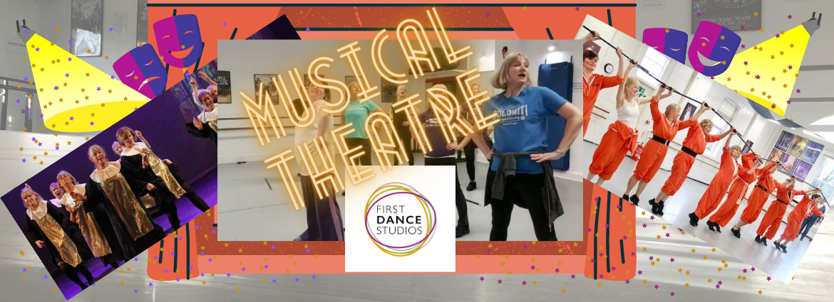 Musical Theatre Every Tuesday 5.30pm Vicky Jukes