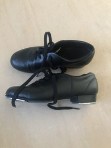 Tap Dance Shoes for adults with taps