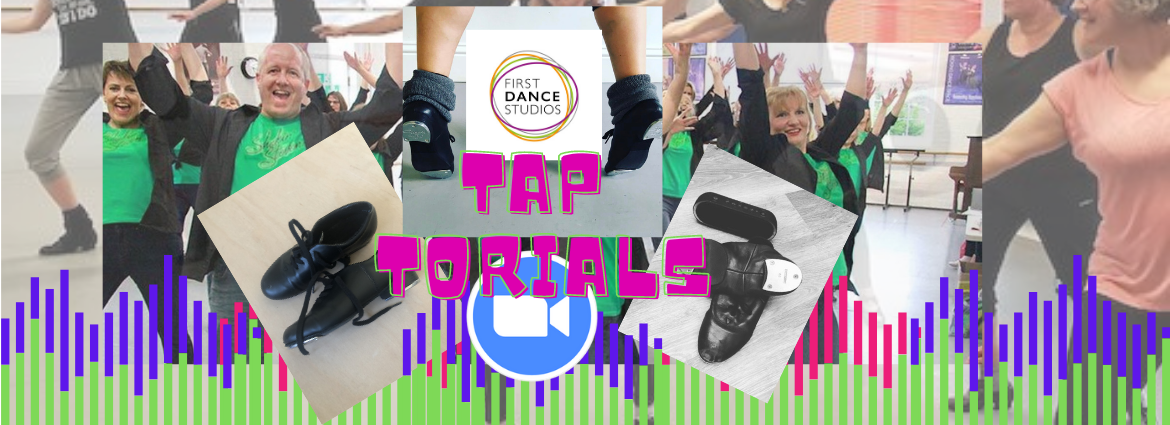 Tap Dance Technique class every week with First Dance Studios