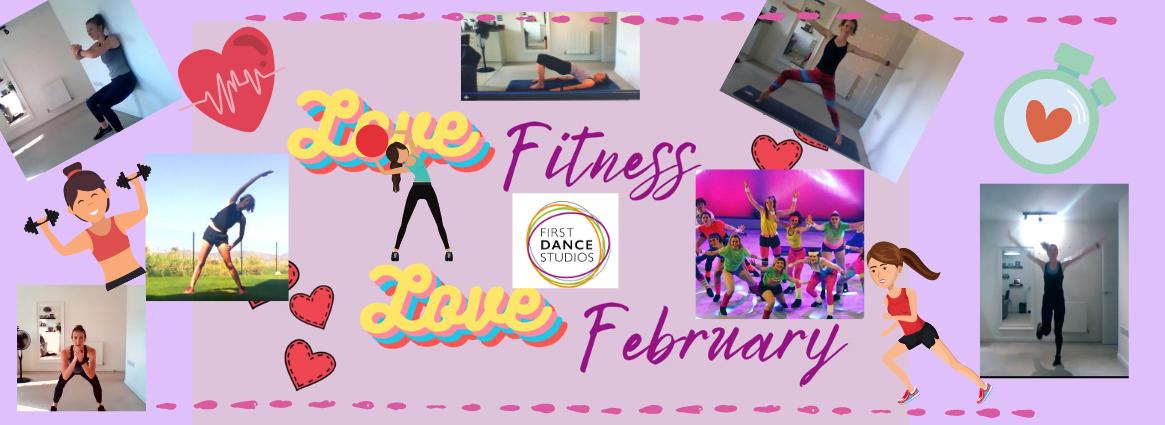 Love Fitness, Love February