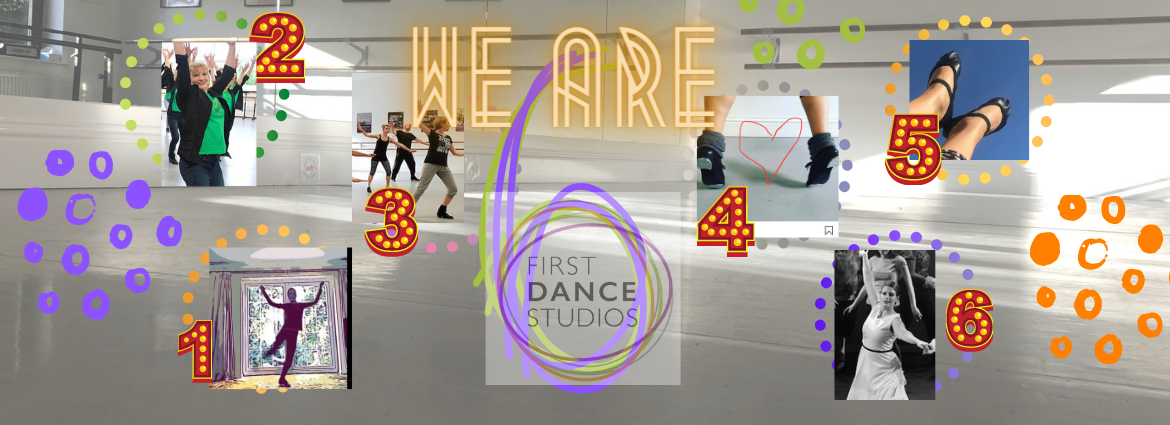 We are Six - First Dance Adult Dance classes