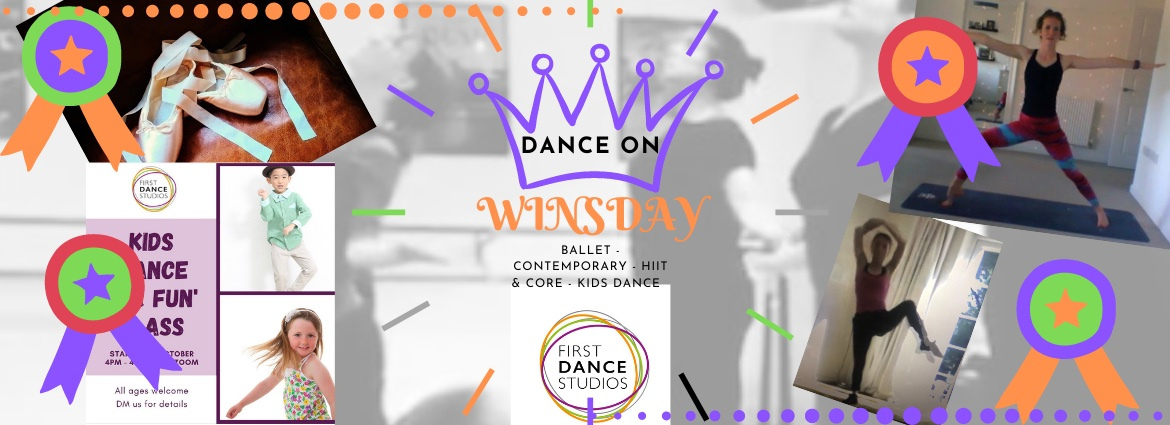 Dance on Wednesday - adult and children dance classes online