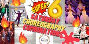 Super 6 on Saturday Dance together online