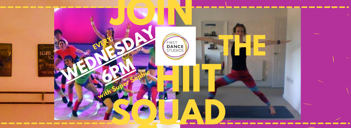 Join the HIIT & Core squad