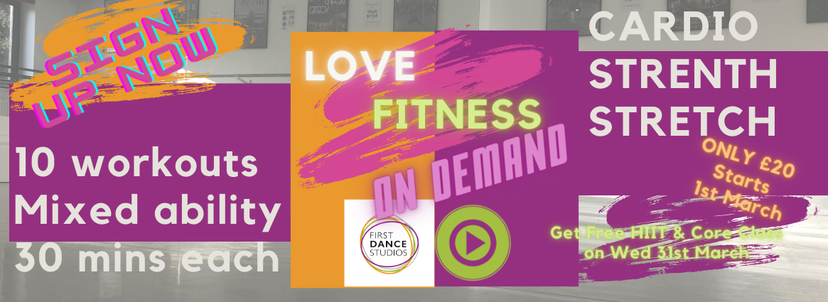 Love Fitness on Demand