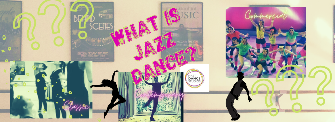What is Jazz Dance For adults?