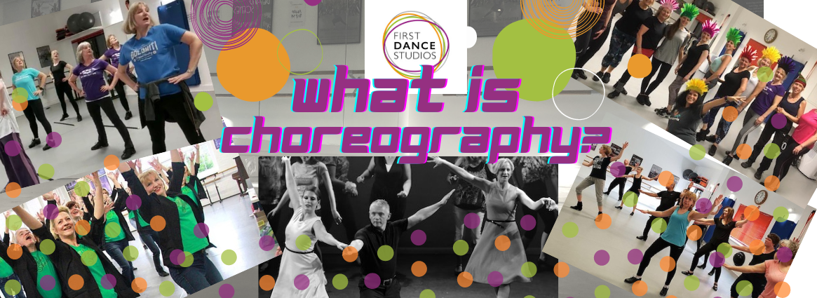 Dance numbers are a choreography