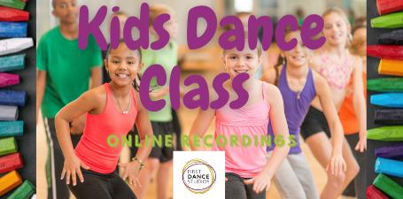Children Dance Class near me