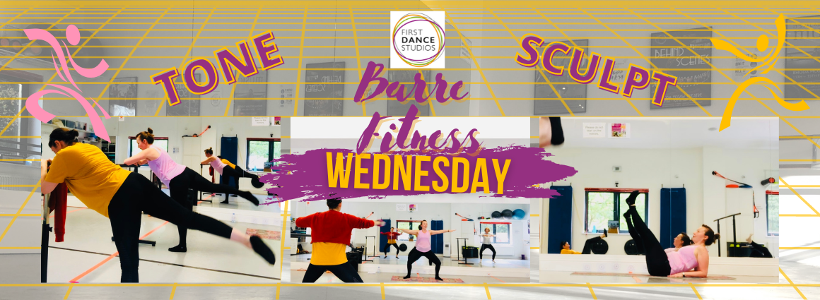 Ballet Barre Fitness at First Dance Studios