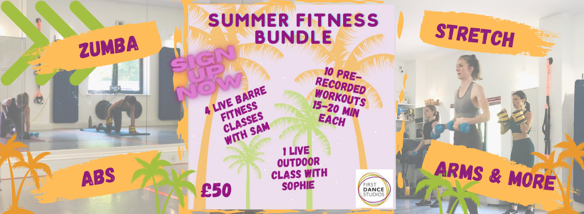 Get fit and have fun this Summer